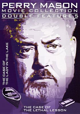 PERRY MASON:CASE OF THE LADY IN THE L BY PERRY MASON (DVD)